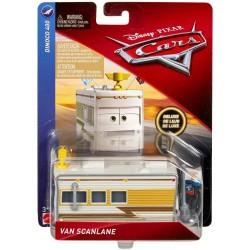 Disney Pixar Cars Deluxe Van Scanlane