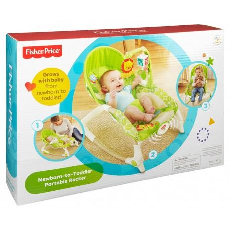 Fisher-Price Newborn To Toddler Portable Rocker
