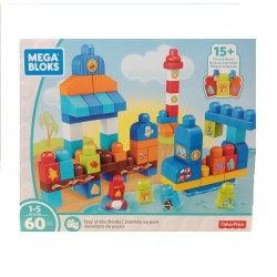 Mega Bloks Building Basics Day At The Docks