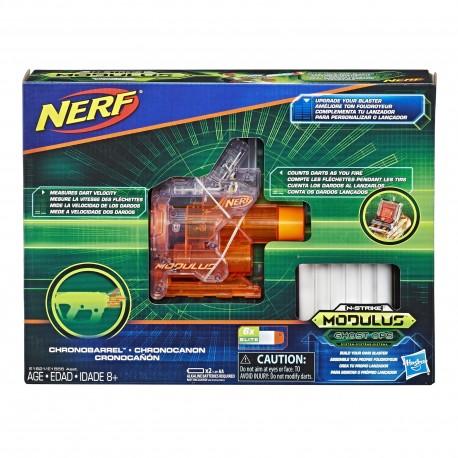 Nerf Modulus Ghost Ops Chronobarrel