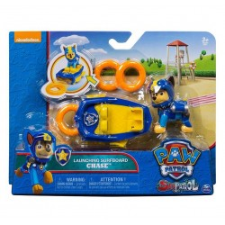 Paw Patrol Sea Patrol Deluxe - Launching Surfboard Chase