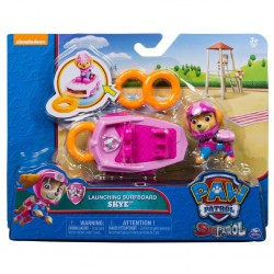 Paw Patrol Sea Patrol Deluxe - Launching Surfboard Skye