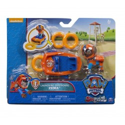 Paw Patrol Sea Patrol Deluxe - Launching Surfboard Zuma