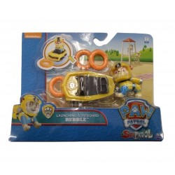 Paw Patrol Sea Patrol Deluxe - Launching Surfboard Rubble