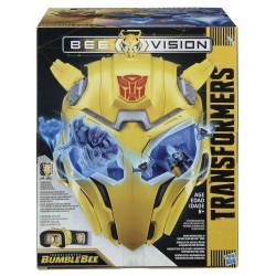 Transformers: Bumblebee - Bee Vision Bumblebee AR Experience