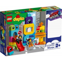 LEGO Duplo 10895 Emmet and Lucy's Visitors from the DUPLO Planet