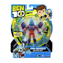 Ben 10 Omni Enhanced Heat Blast, Multi