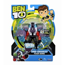 Ben 10 Omni Enhanced Four Arms, Multi