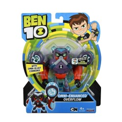 Ben 10 Omni - Enhanced Overflow Action Figure