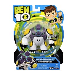 Ben 10 Omni - Enhanced Cannonbolt