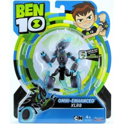 Ben 10 Omni - Enhanced XLR8 Action Figure