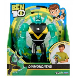 Ben 10 Large Figures - Diamondhead
