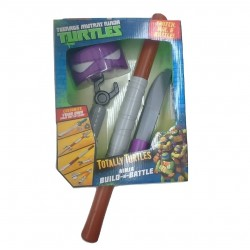 Teenage Mutant Ninja Turtles Build N Battle Donatello Role Play