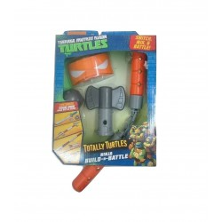Teenage Mutant Ninja Turtles Ninja Build N Battle Combat Gear, Michelangelo Role Play