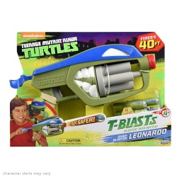 Teenage Mutant Ninja Turtles T-Blasts Leonardo Quad Blaster