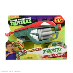 Teenage Mutant Ninja Turtles T-Blasts Raphael Quad Blaster