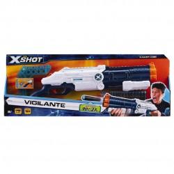 X-Shot Excel Vigilante Foam Dart Blaster (12 Darts)
