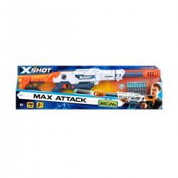 X-Shot Clip Max Attack (24 Darts)