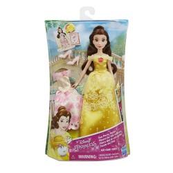 Disney Princess Belle's Tea Party Styles
