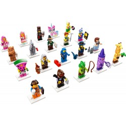 LEGO Collectible Minifigures 71023 The LEGO Movie 2 Complete Set of 20