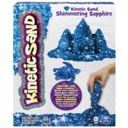 Kinetic Sand Shimmering Gem Sand 1lb (454g) Asst - Blue