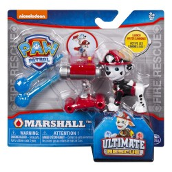 Paw Patrol Hero Pup Ultimate Rescue Water Cannon Series - Marshall