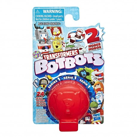 Transformers BotBots Series 1 Collectible Blind Bag Mystery Figure