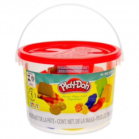 Play-Doh Mini Picnic Bucket