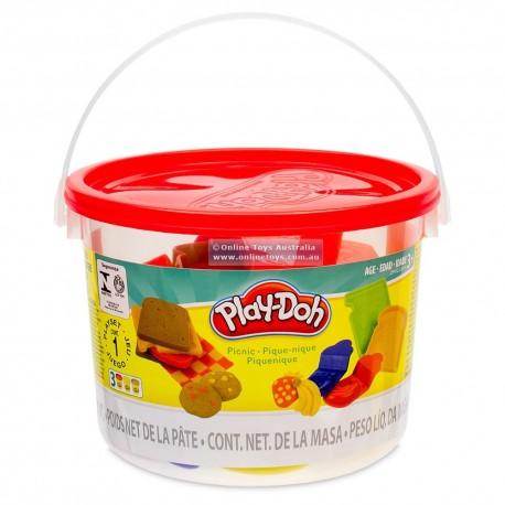 Play Doh Mini Picnic Bucket