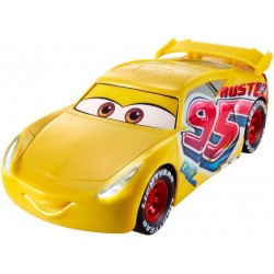 Disney Pixar Cars 3 Talking Rust-eze Cruz Ramirez Vehicle