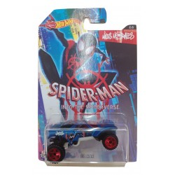 Hot Wheels Spider-Man Into The Spider-Verse - Da Kar