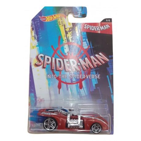 Hot Wheels Spider-Man Into The Spider-Verse - Arachnorod