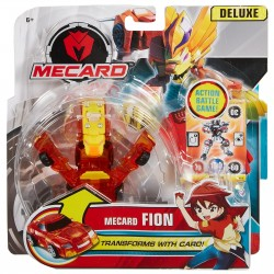 Turning Mecard Fion Deluxe Mecardimal Figure
