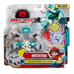 Turning Mecard Mothon Deluxe Mecardimal Figure