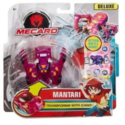 Turning Mecard Mantari Deluxe Mecardimal Figure