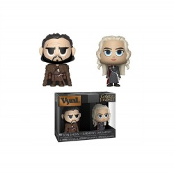 Funko Pop! Vynl: Game of Thrones - Jon & Daenerys - 2pk