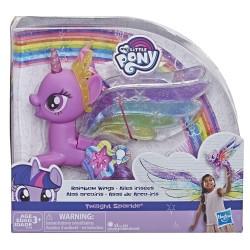 My Little Pony Rainbow Wings Twilight Sparkle Pony Figure with Lights