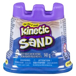 Kinetic Sand Single Container 5oz (141g) - Blue