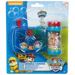 Paw Patrol Bubble Camera
