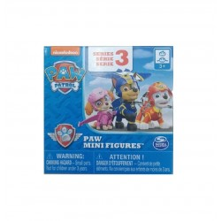 Paw Patrol Mini Figure Series 3