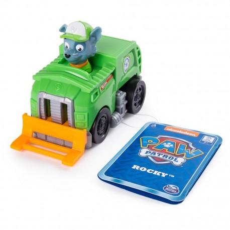 Paw Patrol Rescue Racer - Rocky