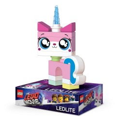 LEGO Movie 2 Unikitty Torch