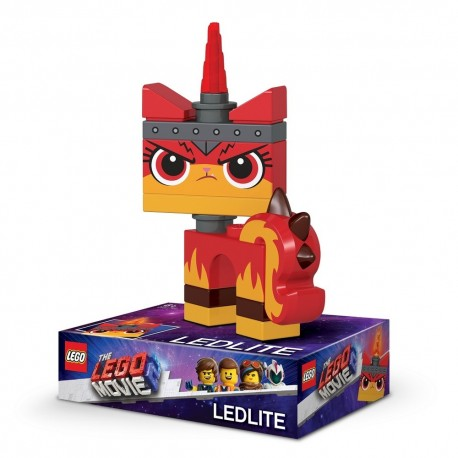 LEGO Movie 2 Angry Kitty Torch