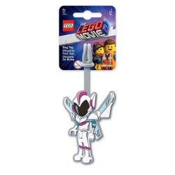 LEGO Movie 2 Sweet Mayhem Luggage Tag