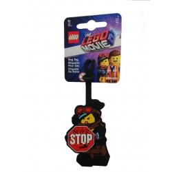 LEGO Movie 2 Wyldstyle Bag Tag