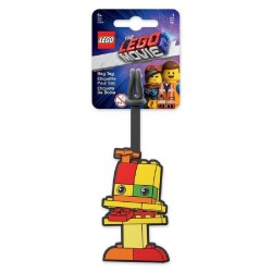 LEGO Movie 2 Duplo Bag Tag