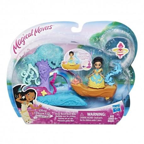 Disney Princess River Bend Boat Ride Magical Movers