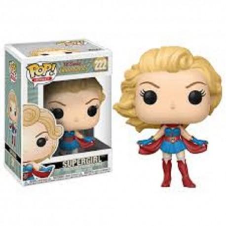 Funko POP! Heroes 222: DC Comics Bombshells W2 - Supergirl