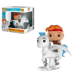 Funko POP! Rides 43: Disney - Hercules - Hercules & Pegasus (6inch)