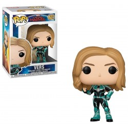 Funko POP! Marvel 427: Captain Marvel (2019) - Vers